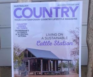 Nordic Huts Australian Country Magazine