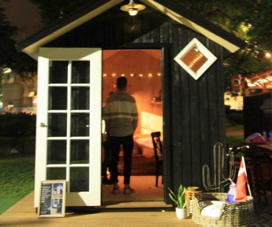 She shed he shed granny flat garden studio art studio Nordic Hut Melbourne Ballarat Geelong Bendigo
